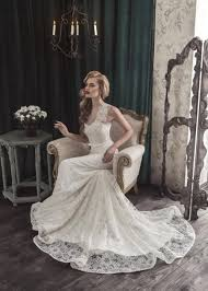 40 off elegant white ivory wedding dress with a train lace up