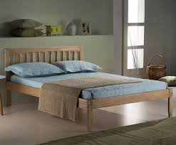 4ft Wooden Bed Frame Missouri 4ft Pine Wooden Bed