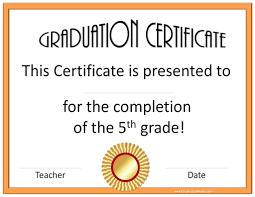 preschool graduation diploma sle graduation certificate wording copy templates looking