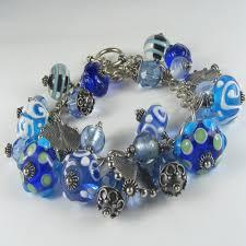 sterling silver beaded charm bracelet images Handmade bead bracelets gif