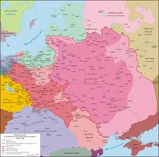 Map Of Lithuania Lithuania Ancestral Memories