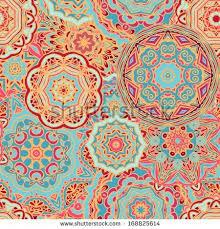 indonesian pattern seamless decorative pattern stock vector 168825614 shutterstock