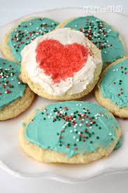 my favorite cut out sugar cookies crazy for crust