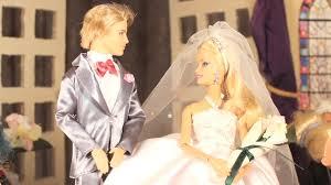wedding barbie parody stop motion mature audiences