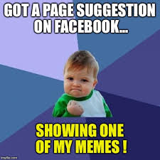 My Meme Maker - saw one of my memes on facebook imgflip