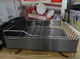 Kitchen Aid Knives Kitchenaid Stainless Steel Dish Drying Rack