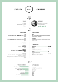 designer resume 27 beautiful résumé designs you ll want to