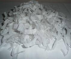 gift basket shredded paper easy gift basket filler brown paper through a paper shredder