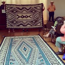 bid on high end navajo rugs oct 5 at the eiteljorg