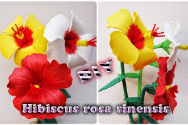 flores de foamy flores para adornar eventos hecha de goma eva foamy micro