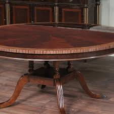 Large Round Dining Room Table Why Round Pedestal Dining Table Is Perfect For Your House