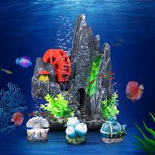 Decorative Water Tanks Usd 7 07 Fish Tank Aquarium Landscaping Decoration Water Tank