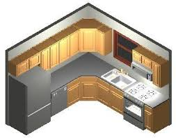 How To Lay Out Kitchen Cabinets 9x9 Kitchen Design X10 Kitchen Ideas 10 Kitchen Kitchen