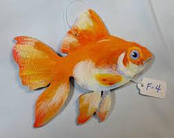 goldfish gift etsy
