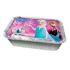 Extreme Kit Marmitinha com tampa - Tema Frozen &QF45