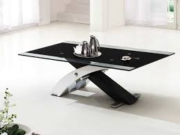 cheap black glass coffee table amazing of black glass coffee table pictures modern black glass