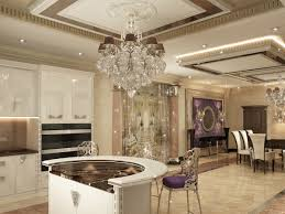 mansion interior has the style of art deco filled with luxurious