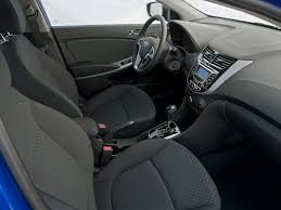 2014 hyundai accent interior 2014 hyundai accent gs interior top auto magazine