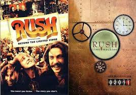 beyond the lighted stage rush beyond the lighted stage 2 disc rush time machine 2011