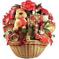 valentines day gift baskets great gifts for dog s day gift baskets