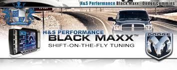dodge cummins tuner h s performance dodge cummins black maxx racing tuner