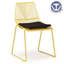 Bertoia Dining Chair Tw8601 Metal Bertoia Wire Chair Bertoia Side Chair For Dining Room