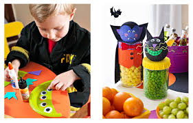 Halloween Candy Jars by It U0027s Written On The Wall Fun Halloween Crafts And Party Ideas For