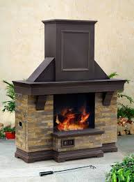 great versatile jasper outdoor fireplace with timeless design and