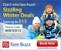 Winter Deals On S Farebuzz Sizzling Winter Deal Packages To Enjoy More For Less
