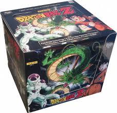 dragon ball z starter deck box panini 103 potomac distribution