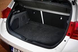 toyota prius luggage capacity toyota auris dimensions uk exterior and interior sizes carwow