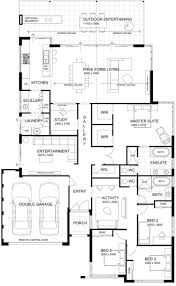 Side Garage Floor Plans 225 Best Homework Floor Plans Images On Pinterest Dream