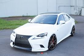 lexus vossen wheels lexus is350 vossen wheels cars sedan wallpaper 1600x1066