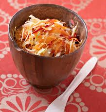 cuisiner du choux blanc salade grecque au chou blanc ou lahanosalata les meilleures