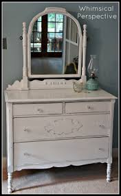 White Vs Dark Bedroom Furniture 42 Best Victorian Dressers Images On Pinterest Painted Furniture