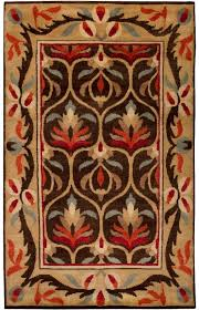 Arts And Crafts Rug Mission Style Area Rugs Rugs Decoration