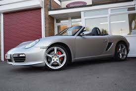 2008 porsche boxster s review used 2008 porsche boxster s sport edition for sale in sussex