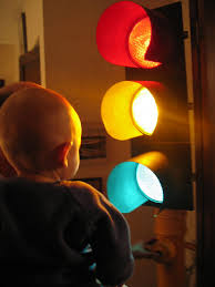 awesome recycling project buy an old traffic light and turn it