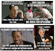 Pumpkin Spice Latte Meme - scorn and fetishization of food gender norms bacon mmm bacon