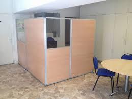 am agement de bureaux cloison de bureau cloison amovible en aluminium en bois de bureau