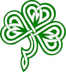 best free irish shamrock clip art celtic image