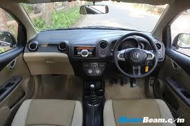 Honda Brio Smt Interior Maruti Swift Dzire Vs Honda Amaze Comparison