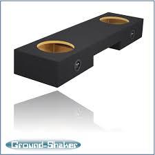 nissan titan sub box black 10
