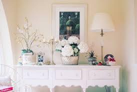 beautiful entry door decor interior with vintage bright decoration