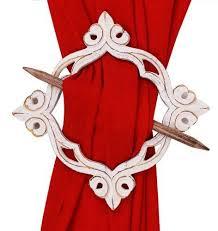 Tie Back Kitchen Curtains by 19 Best Curtain Tie Back Images On Pinterest Curtain Tie Backs