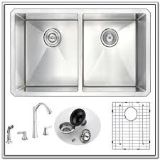 kitchen sink and faucet sets home depot kitchen set home
