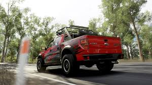 Ford Raptor Shelby Truck - forza horizon 3 cars