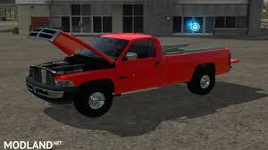 Dodge 3500 Truck - 1994 dodge 3500 farm truck v 1 0 mod farming simulator 17