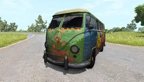 volkswagen minibus 2016 volkswagen transporter bulli for beamng drive