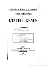 Improving Intelligence     Association for Psychological Science